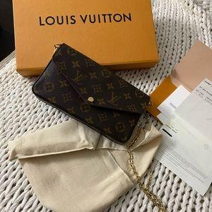 Louis Vuitton Felicie pochette